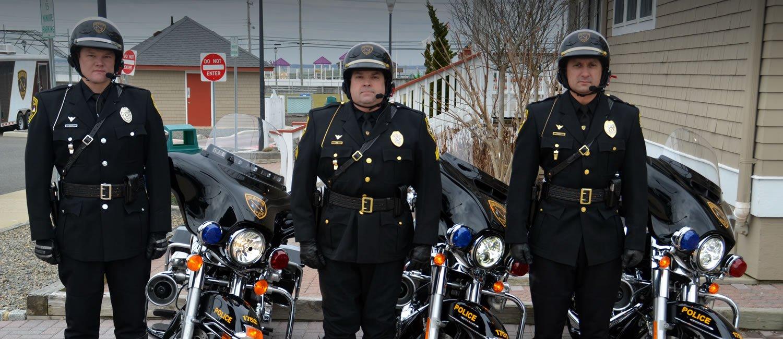 Long Beach Twp Police